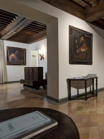 81637236c533 Hotel Tiferno in Città di Castello